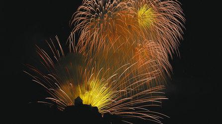 Liechtenstein State Celebration, festival with firework display
