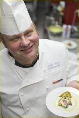 Küchenchef Peter Riner