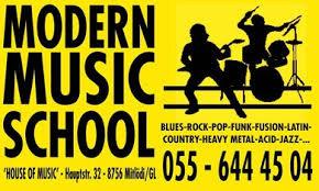 Musikunterricht - modern und aktuell - 1