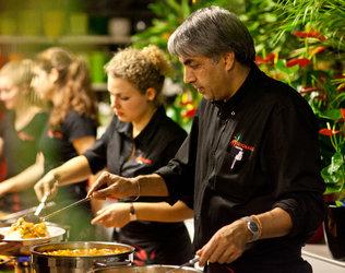 mit dem Srignags-Catering machen Sie Ihren Gästen ein grosse Gaumenfreude.