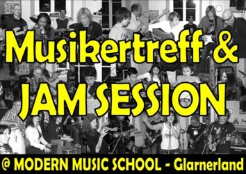 Musikertreff & JamSession - 1