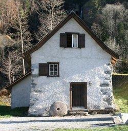 Mühle am Diesbachfall - 1