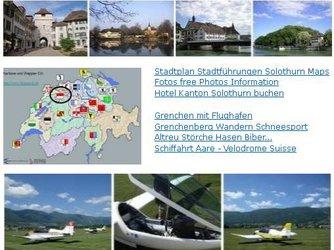 Kanton Solothurn - die ideale Ausgangsbasis