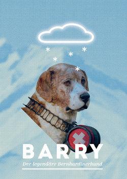 Barry - der legendäre Bernhardinerhund - 1