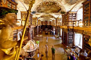 Altstadtrundgang mit Stiftsbibliothek - 1