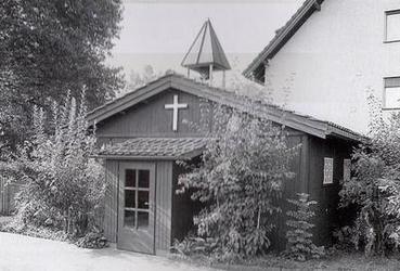 Sonntags-Gottesdienst in der Ammannsmattkapelle - 1