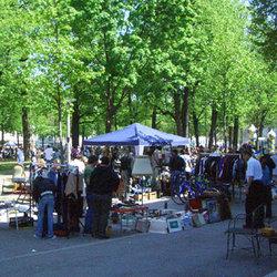 Flohmarkt Petersplatz - 1
