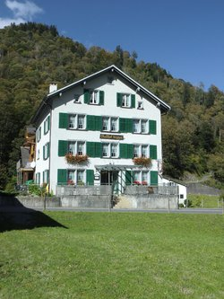Gasthaus Segnes Sommer