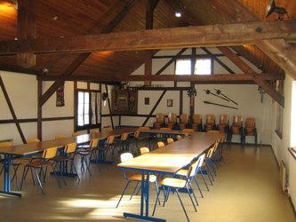 Altes Schützenhaus beim Auenring - 1
