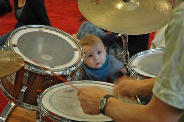 miam-Konzerte für Kinder zwischen 0 und 6 Jahren
