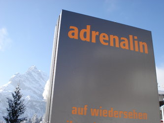 adrenalin.. det wo's fägt!