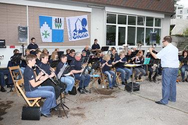 Sommerkonzert der Stadtmusik im Gfenn