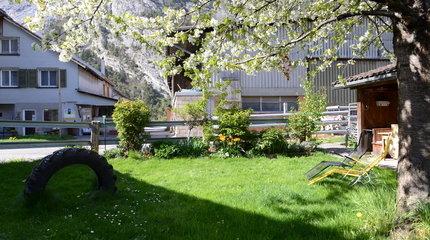Biohof Danuser: Gästebewirtung - 1