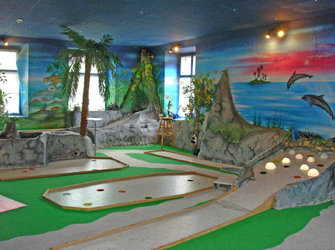 Adventure Indoor-Minigolf - 1