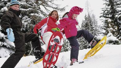 Abenteuerliche Schneeschuhtour bei Vollmond - 1
