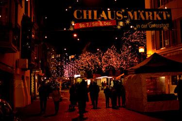 Chlaus- und Kunsthandwerkermarkt - 1