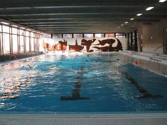 Schwimmhalle Grenchen