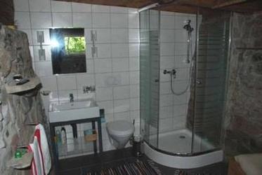 Badezimmer/Toilette