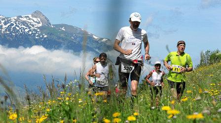 Vaduz: LGT Alpine Marathon