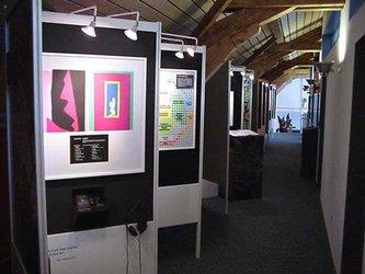 Ausstellung Dachstock / Galerie