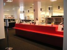 Stadt- und Regionalbibliohtek Uster