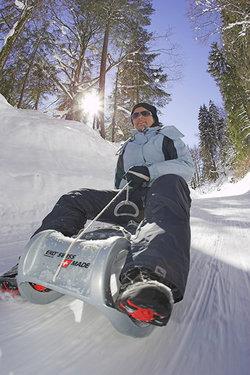 Schneeschuhtouren, Skibockerlabfahrt, Fondueplausch kerenzerberg