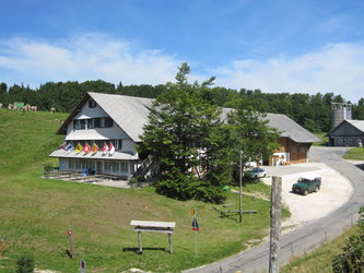 Restaurant Sennhaus Weissenstein