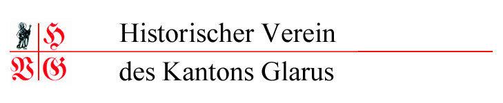Logo des Historischen Verein des Kantons Glarus