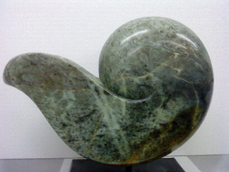 Nautilus, Speckstein