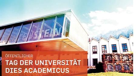 Tag der Universität – Dies Academicus